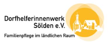 Logo Dorfhelferinnen Sölden