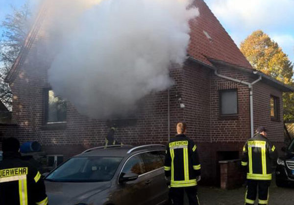 Feuerwehrtraining
